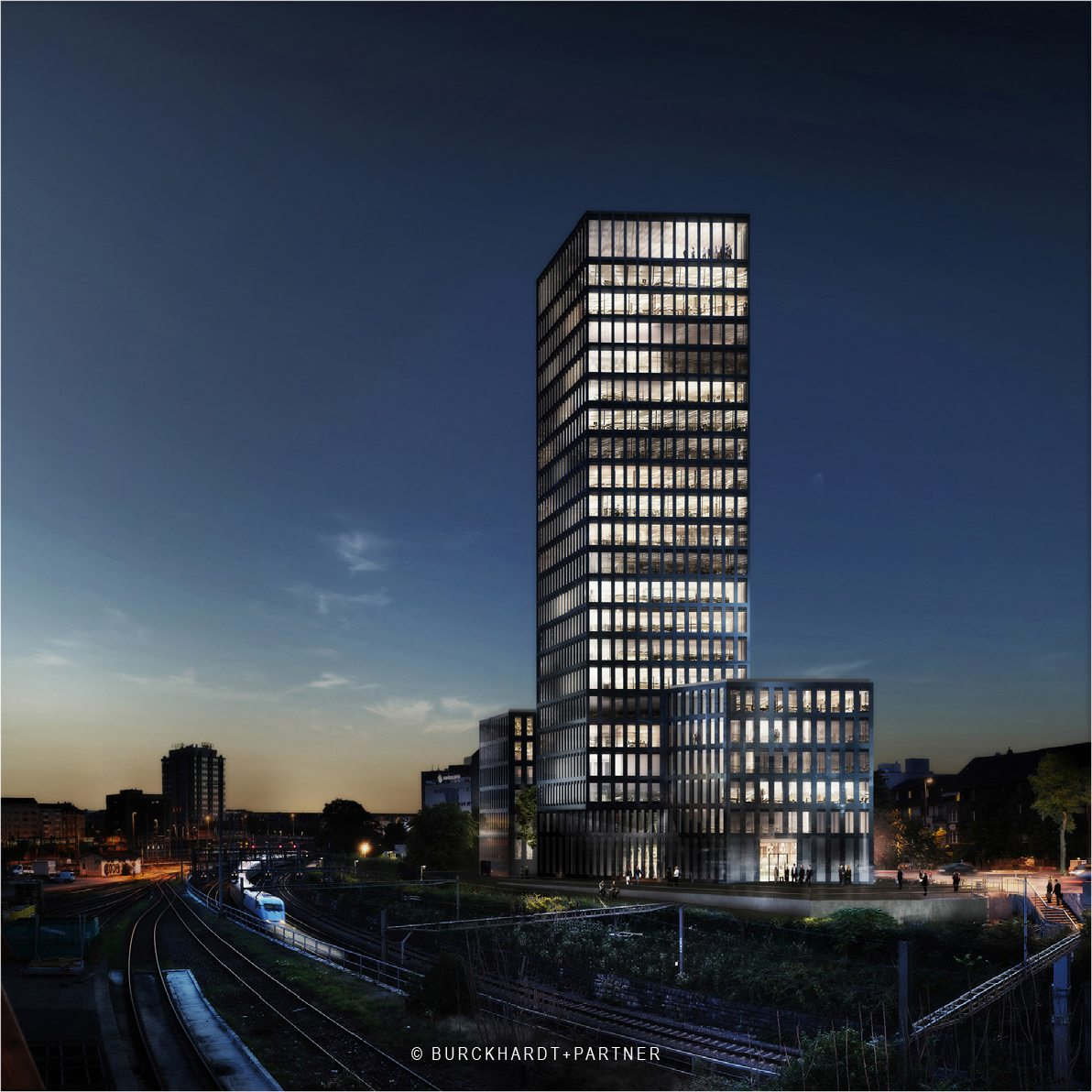 Grosspeter Tower (Burckhardt+Partner)